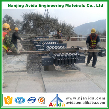 Neoprene Bridge Expansion Joint Manufacturers for Thailand