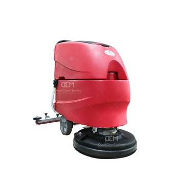 V5 High Quality Electric Floor Scrubber Motor Power Cleaning Floor