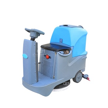 V70 Automatic Floor Scrubber Floor Scrubbing Machines Driveway